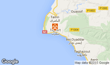 Carte Agadir Appartement 74424