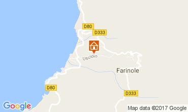 Carte Farinole Appartement 108057