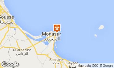 Carte Monastir Appartement 69470