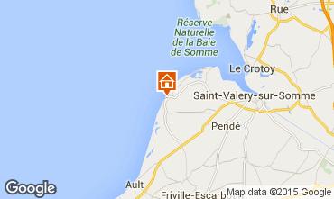 Carte Cayeux-sur-Mer Appartement 80866