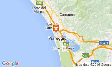 Carte Viareggio Appartement 104111