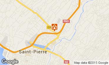 Carte Saint Pierre (Réunion) Appartement 76076