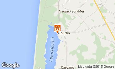 Carte Hourtin Appartement 10882