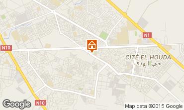 Carte Agadir Appartement 101297