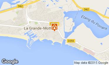Carte La Grande Motte Appartement 84375