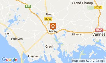 Carte Auray Appartement 112809