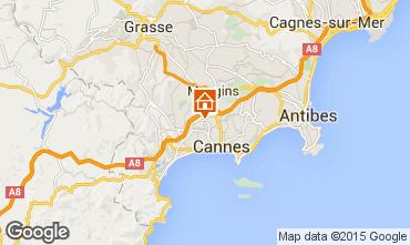 Carte Cannes Studio 57280