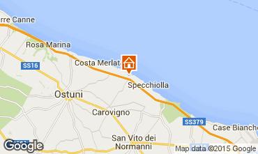 Carte Ostuni Villa 95255