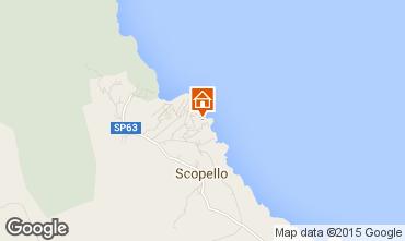 Carte Scopello Villa 51889