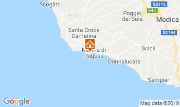 Carte Marina di Ragusa Appartement 34177