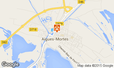 Carte Aigues Mortes Studio 56467