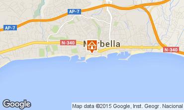 Carte Marbella Appartement 70589