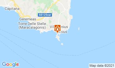Carte Villasimius Maison 114543