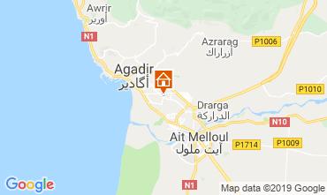 Carte Agadir Appartement 62780