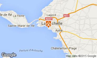 Carte La Rochelle Appartement 7003