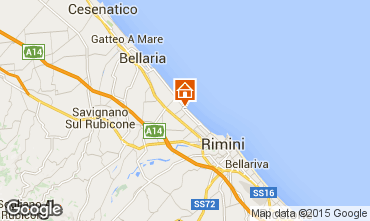 Carte Rimini Appartement 94040