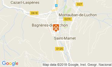 Carte Bagnères-de-Luchon Appartement 26825
