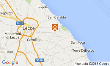 Carte Lecce Appartement 105399