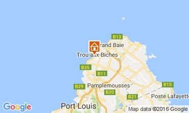 Carte Trou-aux-biches Appartement 100334