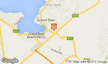 Carte Grand Baie Appartement 54098