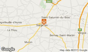 Carte La Rochelle Maison 95493