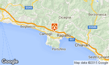 Carte Rapallo Villa 48691