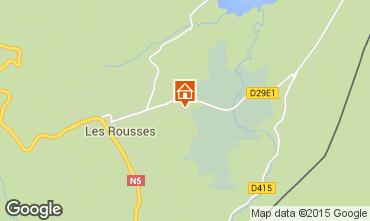Carte Les Rousses Appartement 15199