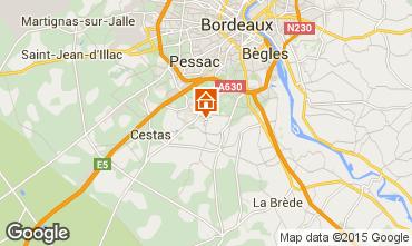Carte Bordeaux Villa 96185