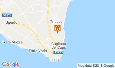 Carte Marina di Novaglie Villa 25689