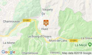 Carte Alpe d'Huez Appartement 101610