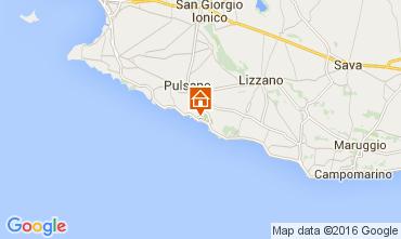 Carte Pulsano Villa 45622