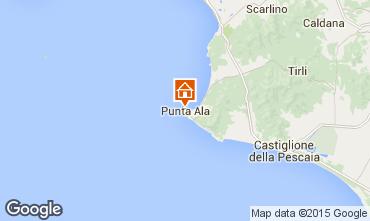 Carte Punta Ala Appartement 75502