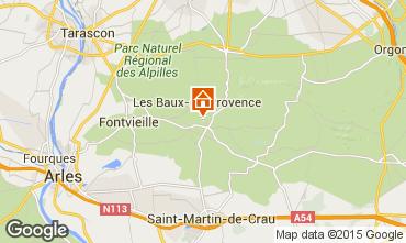 Carte Maussane les Alpilles Villa 83537