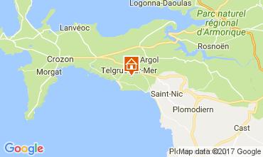 Carte Telgruc-sur-Mer Maison 108074