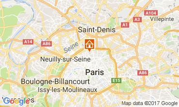 Carte PARIS Studio 108591
