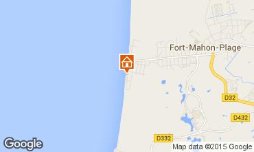 Carte Fort Mahon Appartement 10866