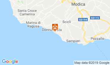Carte Donnalucata Maison 119515