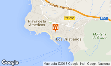 Carte Los Cristianos Appartement 70136