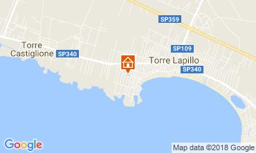 Carte Torre Lapillo Appartement 113756