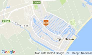 Carte Empuriabrava Appartement 114324
