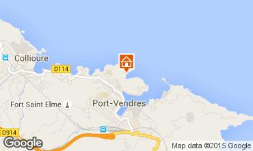 Carte Port Vendres Appartement 76273