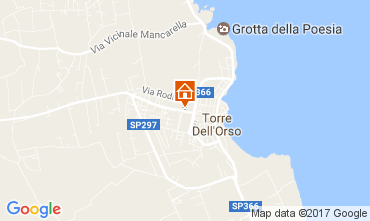 Carte Torre dell'Orso Appartement 103652