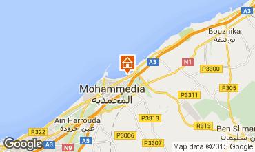 Carte Mohammedia Villa 42548