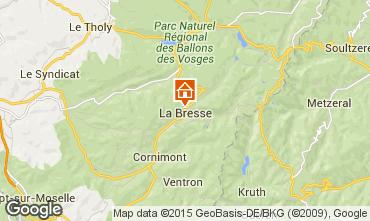 Carte La Bresse Hohneck Appartement 4537