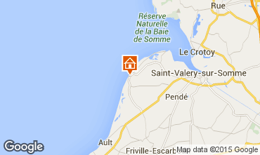 Carte Cayeux-sur-Mer Appartement 79176