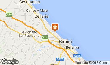 Carte Rimini Appartement 92548
