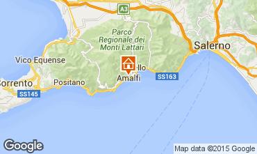 Carte Amalfi Appartement 25118
