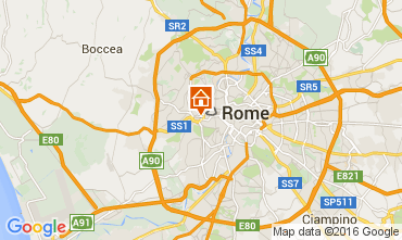 Carte Rome Appartement 66395