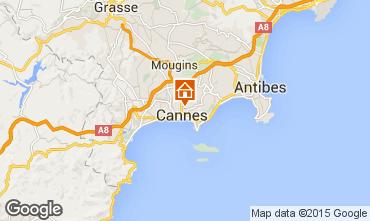 Carte Cannes Studio 34288