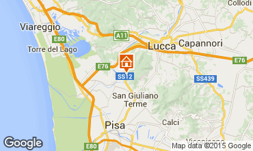 Carte San Giuliano Terme Appartement 66074